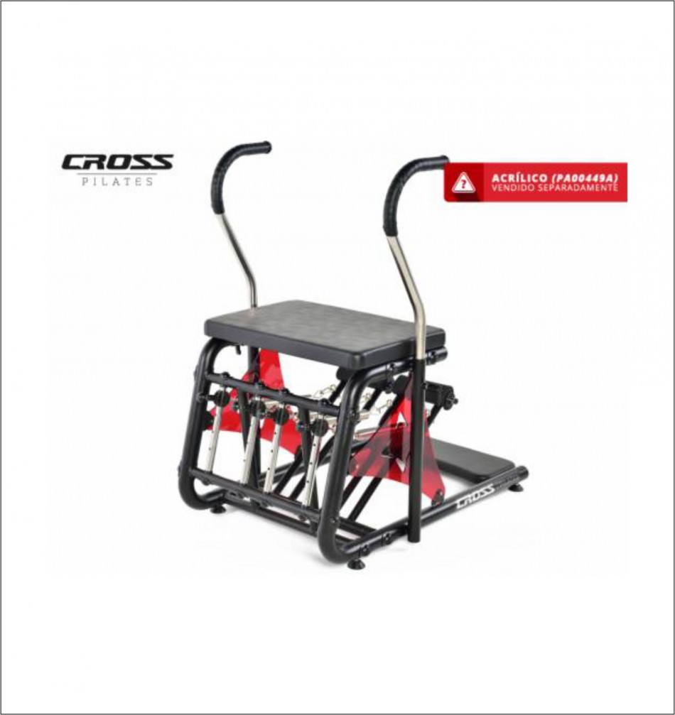 Cadeira Combo Cross Pilates – Arktus
