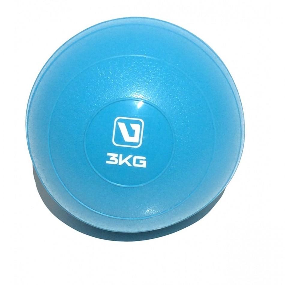 SOFT BALL – MINI BOLA DE EXERCÍCIO – 3KG