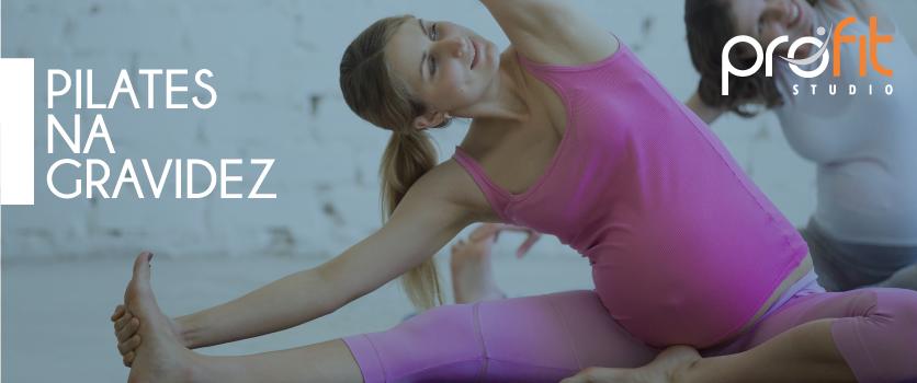 O Pilates durante a gravidez